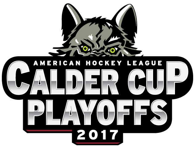 Chicago Wolves Playoffs Logo