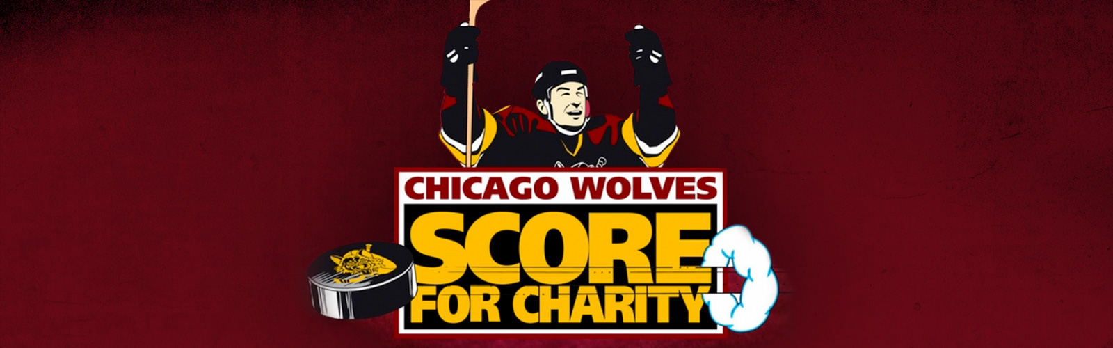 Chicago hockey charities
