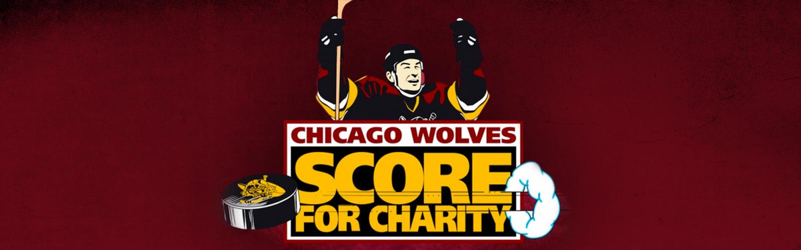 Chicago hockey charities