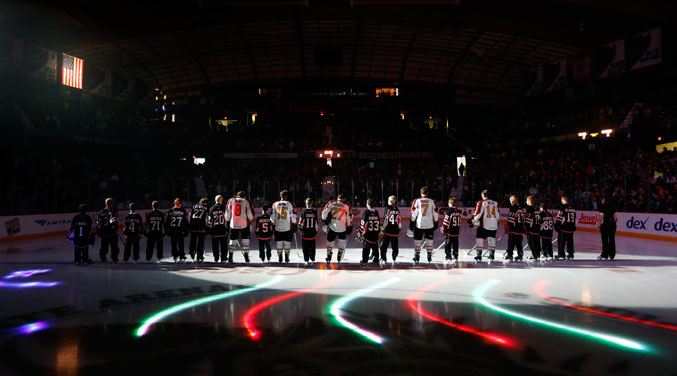 allstate arena family hockey
