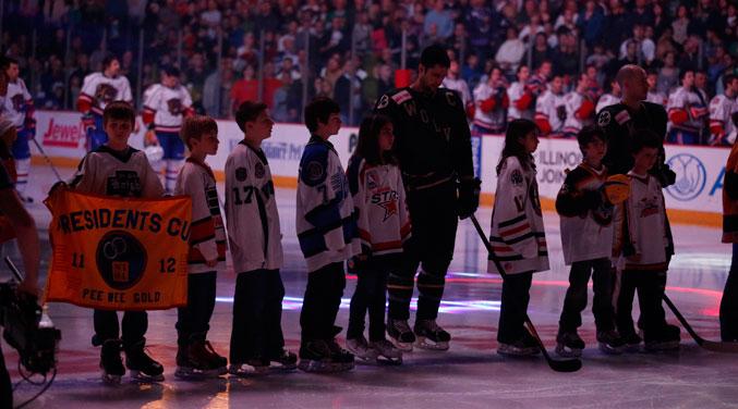 youth hockey program chicago suburbs