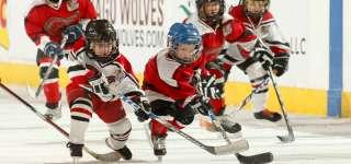 chicago hockey for kids
