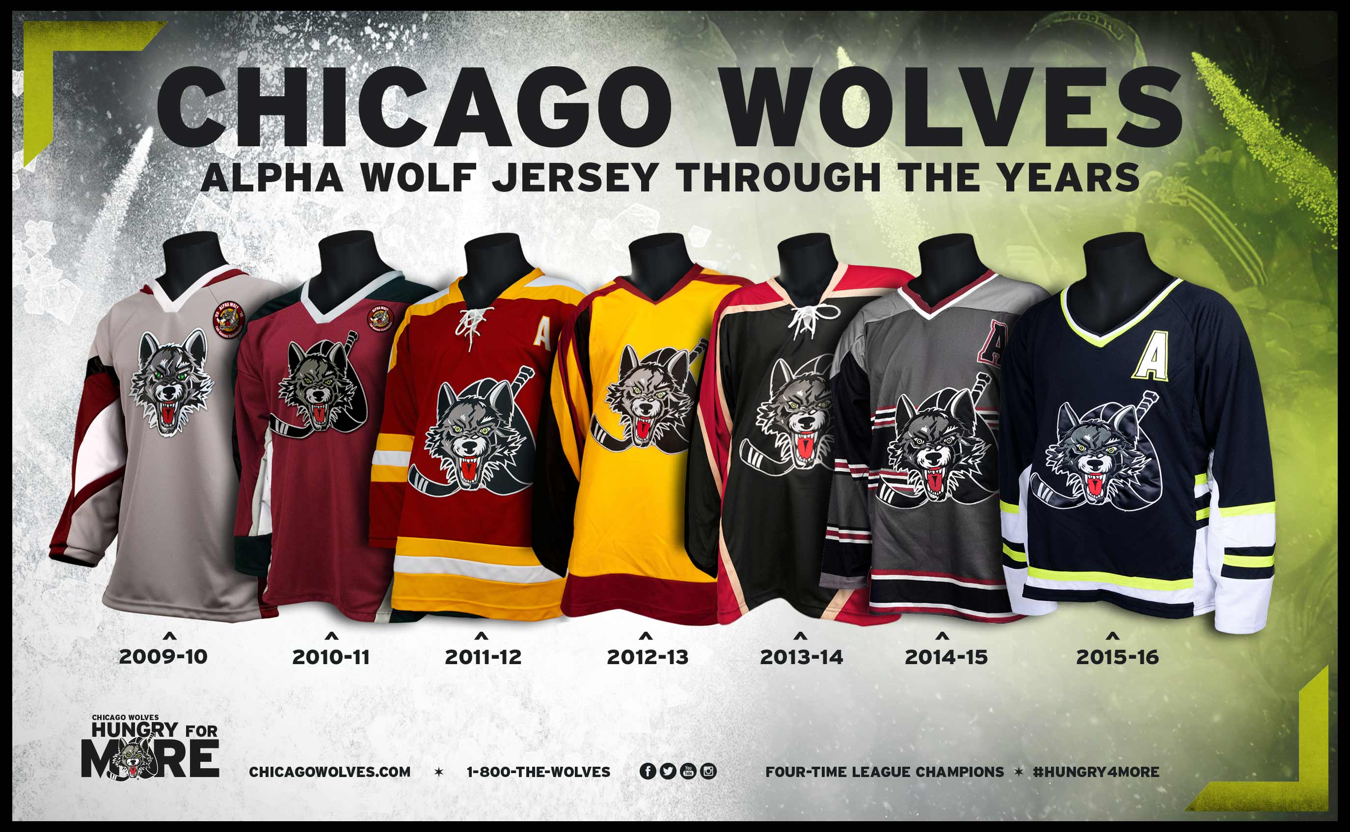 For Chicago Wolves Store we currently have 2 coupons and 1 deals. Our users can save with our coupons on average about $ Todays best offer is Save 20% Off. If you can't find a coupon or a deal for you product then sign up for alerts and you will get updates on every new coupon added for Chicago Wolves Store.