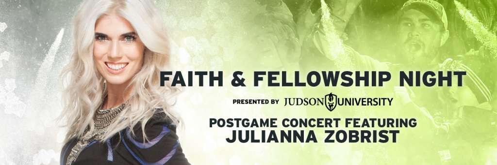 Faith & Fellowship Night