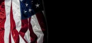 ice hockey american flag