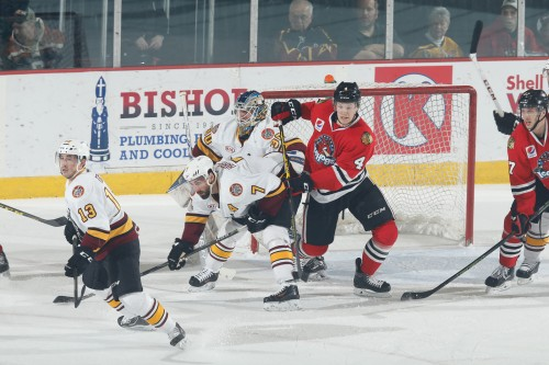 Photo: Ross Dettman/Chicago Wolves