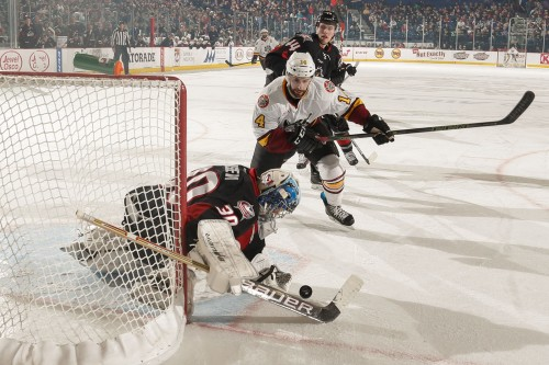 Photo: Dale Woltman/Chicago Wolves