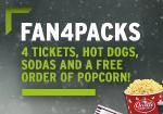Fan 4 Packs