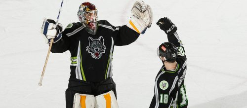 Chicago Wolves Milwaukee Admirals Shootout Win