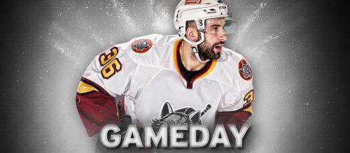 Chicago Wolves Milwaukee Admirals Gameday Dec. 26