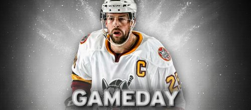Chicago Wolves Gameday Header