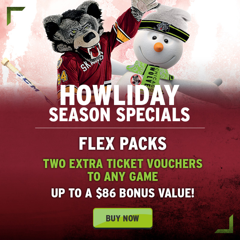 Howliday Season Specials