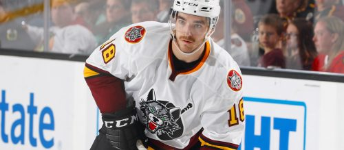 Agostino, AHL Player of the Week