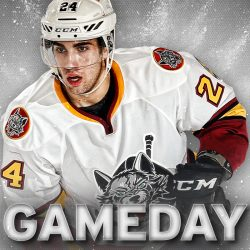 Chicago Wolves Gameday Header Jordan Schmaltz