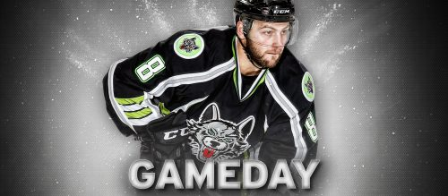 Chicago Wolves Rockford IceHogs Gameday