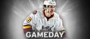Chicago Wolves Bryce Gervais Gameday