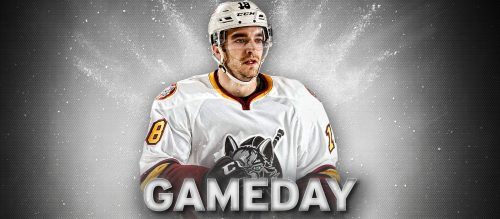 Kenny Agostino Gameday