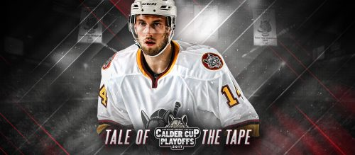 Chicago Wolves Calder Cup Gameday