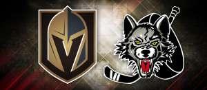 Vegas Golden Knights Chicago Wolves