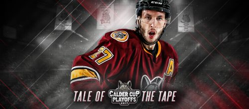 Chicago Wolves Central Division Final Game 1