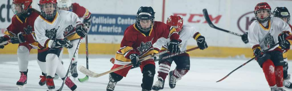 kids hockey camps in the summer