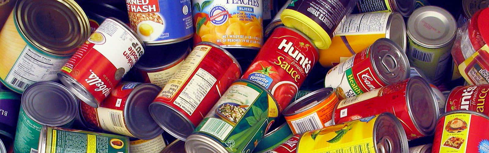 Food drive in Chicago suburbs