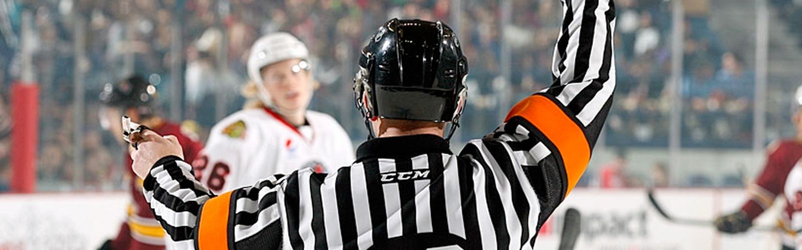 chicago hockey game