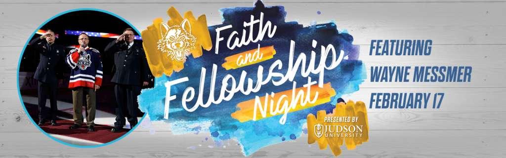Faith and Fellowship