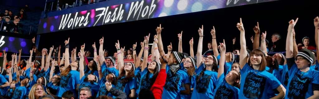 allstate arena dance performance