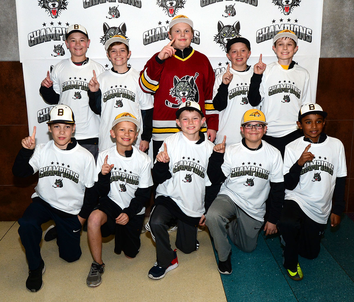 Youth Sports Champions - Chicago Wolves