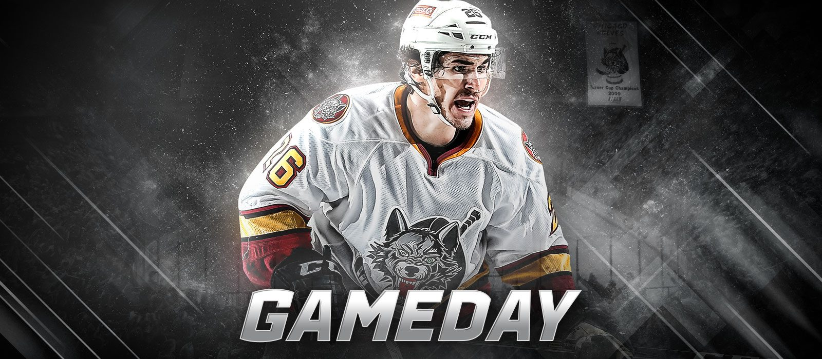 Chicago Wolves Gameday